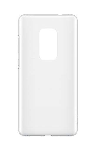 Huawei TPU Case, passend für Mate 20 Transparent -
