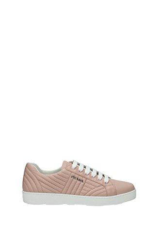 Prada Sneakers Damen - Leder (1E344INAPPA3ORCHIDEA) 39.5 EU