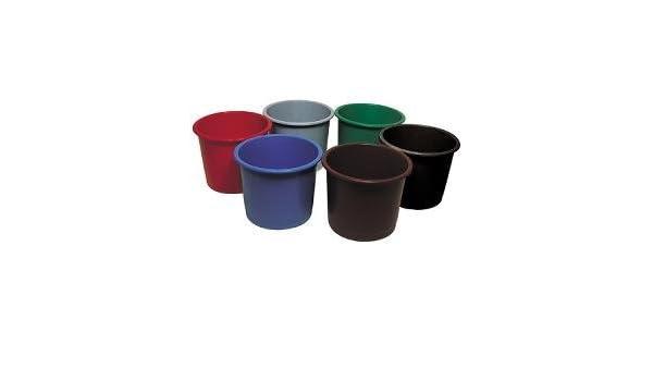 Green 14 Litre Waste Bin 547796