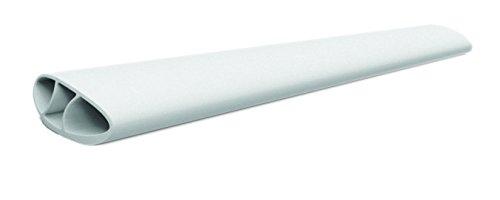 Fellowes 9394201 I-Spire Tastatur-Handgelenkauflage weiß