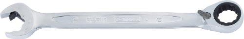 KS Tools 503.5910 DUO GEARplus Ringmaulschlüssel,Maul-Ratschenfunktion 10mm, umschaltbar