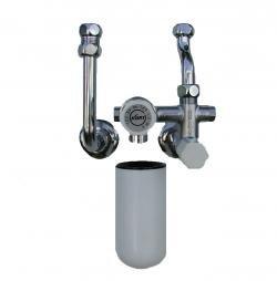 KWC Sicherheitsgruppe 166.13Z01 DN 15 1/2 Zoll für Durchflussregelungsventil Speicher ohne Druckminderer, 166.13 Z 01