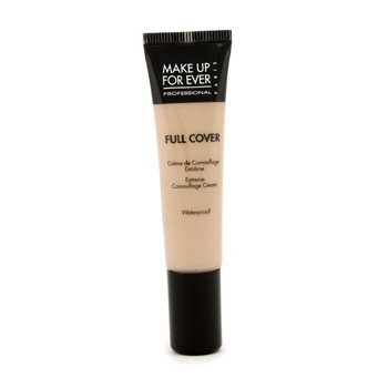 MAKE UP FOR EVER Full Cover Extreme Comouflage Cream 15ml 6 - Ivory