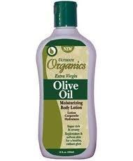 Ultimate Organic X-Virgin Olive Oil Body Lotion 355 ml (Lotionen)