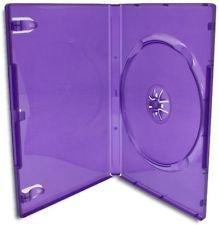 Vision Medien 25 x XBOX 360 Kinect Schutzhülle Transparent lila (Kinect Camera)