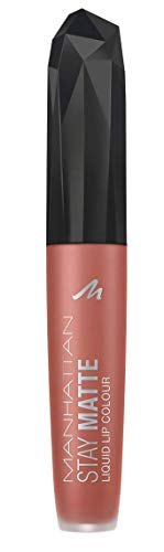 MANHATTAN Stay Matte Liquid Lip Colour