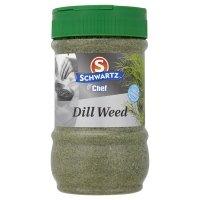 Schwartz Gefriergetrocknete Dill Weed - 50 g