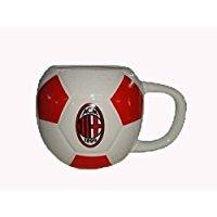 Idea Regalo - Tazza Pallone in Ceramica AC Milan