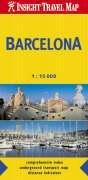 Barcelona Insight Travel Map