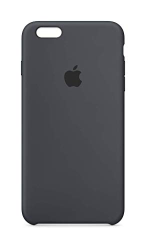Apple Coque en Silicone (pour iPhone 6s Plus) - Gris Anthracite