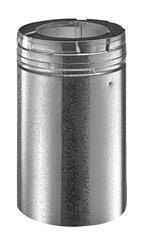 DURAVENT 46dva-6010,2cm X 6-5/20,3cm Innere Durchmesser-DirectVent Pro Direct Vent Rohr -, verzinktem von Duravent - Verzinkt Vent