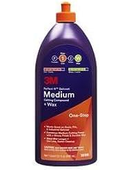 Perfect-itTM Gelcoat–Medium–Cutting Compound + Wax
