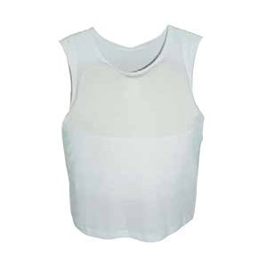 CI Ballistisches Schutzhemd Deep Cover Shirt Unterziehhemd für Polizeiweste Schutzweste S-XXL (S)
