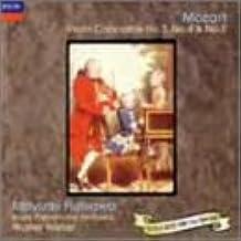 Mozart:Violin Concertos 3 & 4
