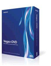 Vegas 6 + DVD architect 3 - 6 Vegas Sony