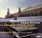 12 Uhr Majakowski Platz, 1 Audio-CD