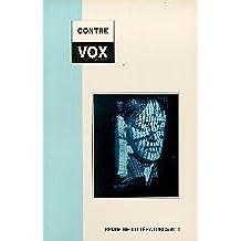 CONTRE-VOX N°5 PRINTEMPS 1998 : FOOTBALL ET LITTERATURE