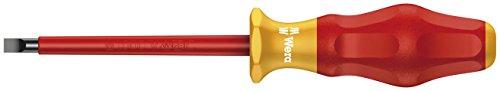 Wera 031588 - Cacciavite a taglio Kraftform Comfort VDE, 6,5 x 150 mm