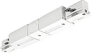 SLV LÄNGSVERBINDER Indoor-Lampe Kunststoff Weiß Lampe innen, Innen-Lampe