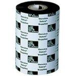 Ribbon, wax, 110mm thermal transfer, 12 rol/box ZipShip 2300