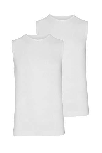 Jockey Athletic Shirt 1+1 Gratis Größe 8, Farbe White - Jockey Microfiber T-shirt