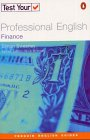 Test Your Professional English: Finance (Penguin Joint Venture Readers)