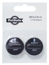 Petsafe Lithium Battery 6volt