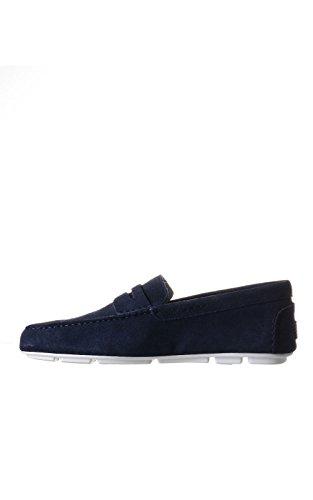 Armani Jeans  0658855, Mocassins (loafers) homme Bleu - Bleu