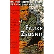 Cassetten (Tonträger), Falsch Zeugnis, 1 Cassette