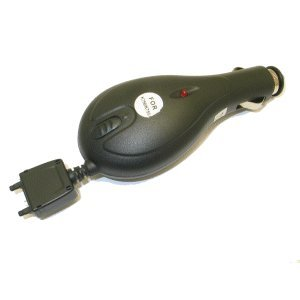 Preisvergleich Produktbild Aufrollbares KFZ Ladekabel Aufroller Auto Ladegerät Kabel Aufrollbar Autoladekabel für SonyEricsson F305 C905 W902 W595 T303 W302 S302i T280i G705 T700 W705 C510 C903 K330i R300 R306 T270i T707i W380i W395 W508 W715 W995 Z555i