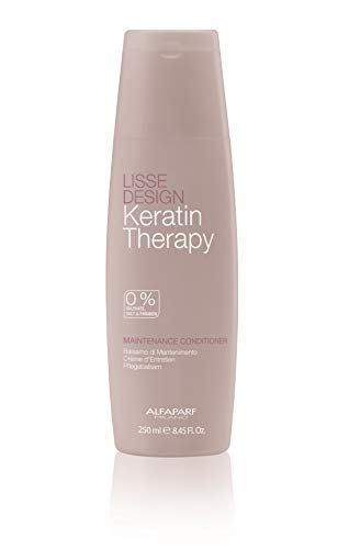 Milano Design Box (ALFAPARF Milano Lisse Design Keratin Therapy Maintenance Conditioner, 250 ml)