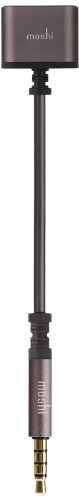 Moshi PWZ-2130751 Audio Jack Splitter (2X 3,5mm Klinkenstecker)