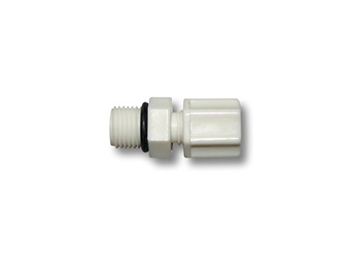 Naturewater Jaco-Fitting Schlauch 1/4Zoll - 6,35mm AG Wasser Ultrafiltration Mikrofilter -
