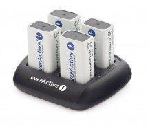 everActive–NC di 109batteria professionale caricatore caricatore di batteria