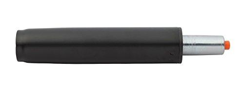 Gasdruckfeder Gasfeder Gas lift Höhenverstellung für Stühle bis 180 kg Farbauswahl (29-40 cm, schwarz)