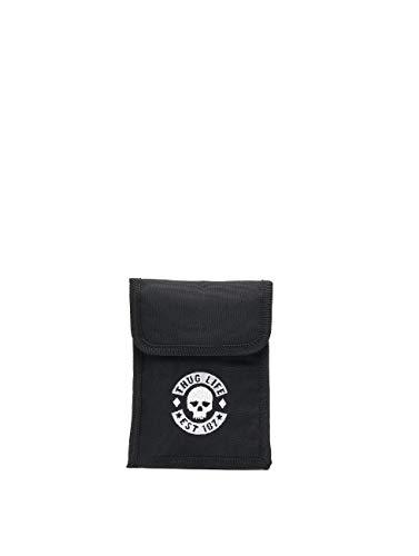 Thug Life Herren Taschen Skull schwarz Einheitsgröße