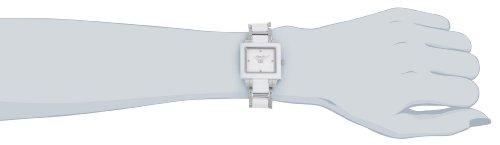 Kenneth Cole Ladies White Ceramic Bracelet Watch Kc4743