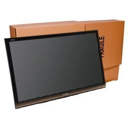 Uboxes TV Moving Boxes Fits LCD/LED TV 32