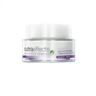 Avon Nutra Effects Ageless Anti - Aging - Nachtcreme mit Mehrfachwirkung