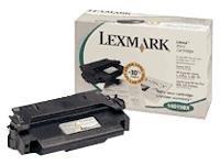 Preisvergleich Produktbild Lexmark Kassette EP-E Toner schwarz 6800Seiten LaserJet 5 / M / N, 4 / +, 4M /