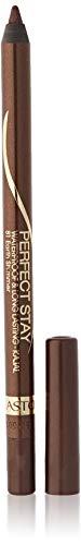 Black Shimmer Eyeliner (Astor Perfect Stay Waterproof & Long Lasting Kajal, 081, Earth Shimmer (braun), langanhaltend, 1er Pack (1 x 1 g))