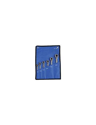 Outibat - Clé mixte à cliquet / 8 - 10 - 12 - 13 - 17 - 19