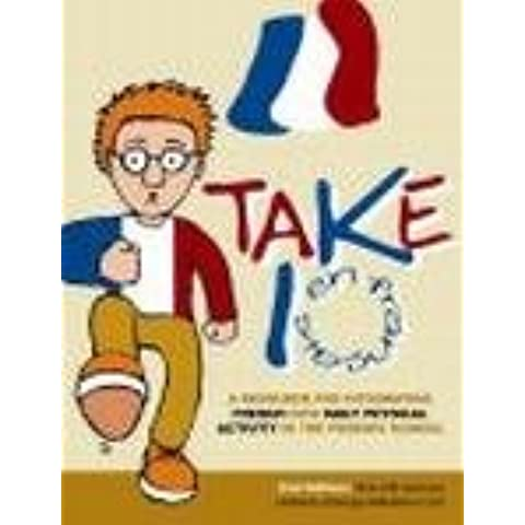 Take 10 En Francais Pack (Book DVD and CD) - Anello Dart