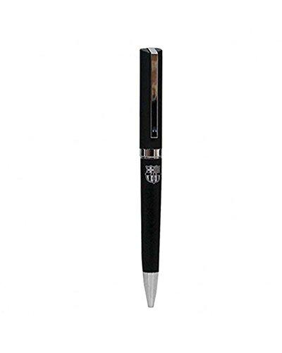 Fcbarcelona – Boligrafo gris anodizado en estuche gama alta – fc barcelona (70/2)
