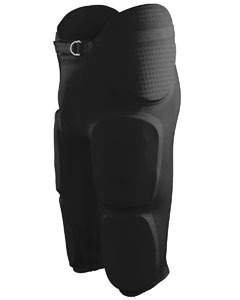 Adult Gridiron Inter Football Pant BLACK 2XL