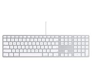 Apple Keyboard (MB110B/B) (B000VLYEL4) | Amazon price tracker / tracking, Amazon price history charts, Amazon price watches, Amazon price drop alerts