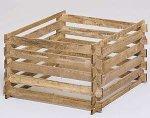 PEOS 501151 Komposter 100x100x70 cm aus Nadlz