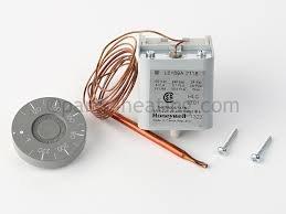 Lochinvar Honeywell High Limit Thermostat hlc2701l6189a 2118* Neu *