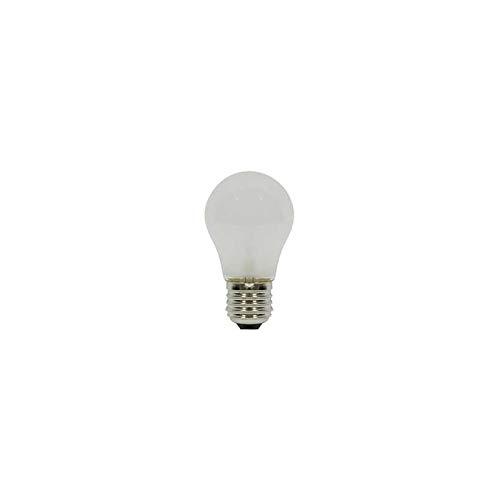 Samsung 4713001201 ORIGINAL Glühlampe Kugelformlampe Lampe Gewindelampe Glühbirne E27 40W 230V 88 mm matt Kühlschrank Kühlgerät Kühlautomat