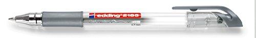 edding Gelroller edding 2185,  0,7 mm, silber